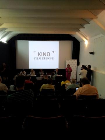 ecad780e9 Mediálna spoločnosť Film Europe Media Company, mestská časť  Bratislava-Staré Mesto a Nadácia Via Cultura slávnostne otvorili prvé kino  orientované výlučne ...